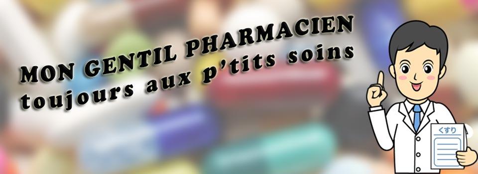 Mon Gentil Pharmacien